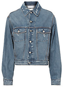 IRO Bill Distressed Jacket $425 thestylecure.com