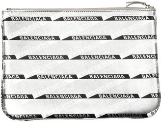 Balenciaga Everyday Logo Clutch Bag
