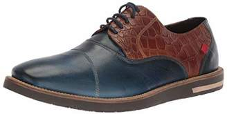 Marc Joseph New York Mens Leather Made in Brazil Manhattan Oxford