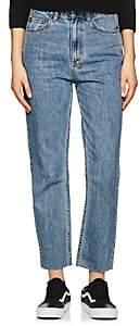Ksubi Women's Chlo Wasted Crop Jeans-Blue