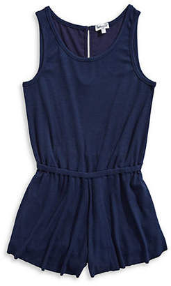 Splendid Ribbed Romper