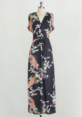 Feeling Serene Maxi Dress in Evening in L $89.99 thestylecure.com