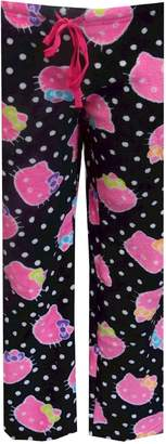Hello Kitty Neon and Plush Lounge Pants for women