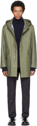 Nanamica Green GORE-TEX Shell Coat