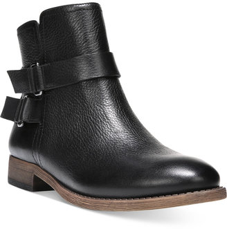 Franco Sarto Harwick Ankle Booties $129 thestylecure.com