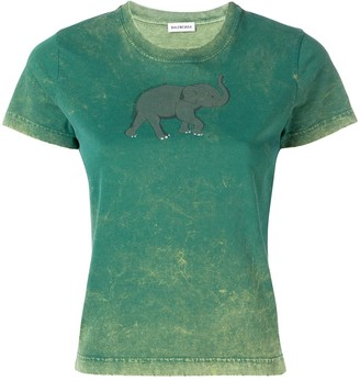 Balenciaga (バレンシアガ) - Balenciaga エレファント Tシャツ