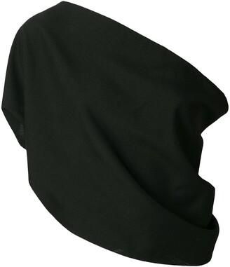 Yohji Yamamoto Pre-Owned asymmetric one sleeved top