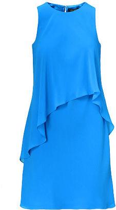 Ralph Lauren Overlay Shift Dress $150 thestylecure.com