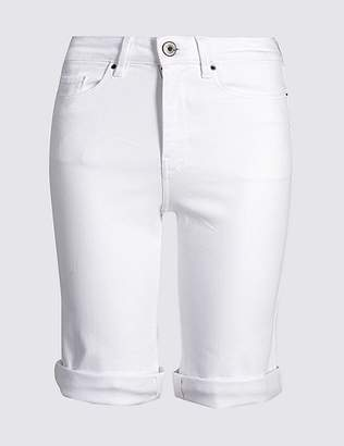 Marks and Spencer Sculpt & Lift Denim Shorts