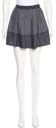 Proenza Schouler Knit Mini Skirt