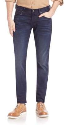 Ralph Lauren Slim-Fit Five-Pocket Jeans