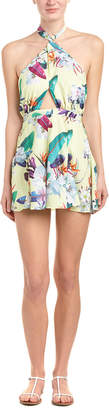 6 Shore Road Ocean Mini Dress