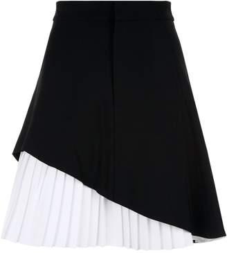 Alexis Dani Two Tone Mini Skirt