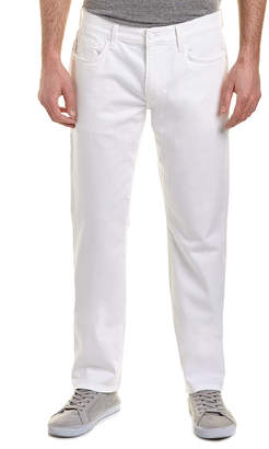 Joe's Jeans Brixton White Straight Leg