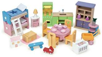 Le Toy Van Sugarplum Starter Furniture Set