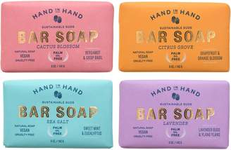 Hand In Hand Hand in Hand Assorted Bar Soap Set, 4-Pack