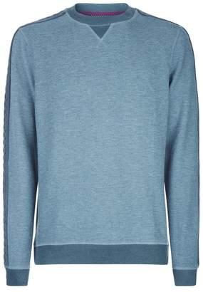 Ted Baker Spanyal Crew Neck Sweatshirt