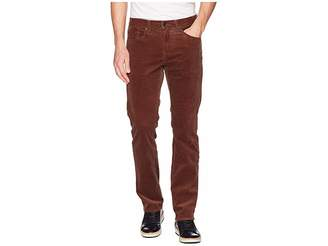 U.S. Polo Assn. Slim Straight Corduroy Pants Men's Casual Pants