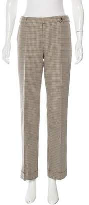 Paul Smith Houndstooth Tailored Pants $65 thestylecure.com