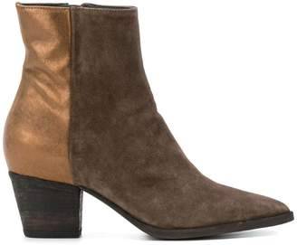 Officine Creative Audrey two-tone boots