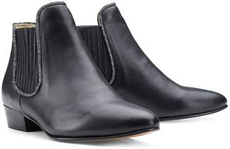 Nine to Five - Chelsea Boot Eberswalde Black Metallic