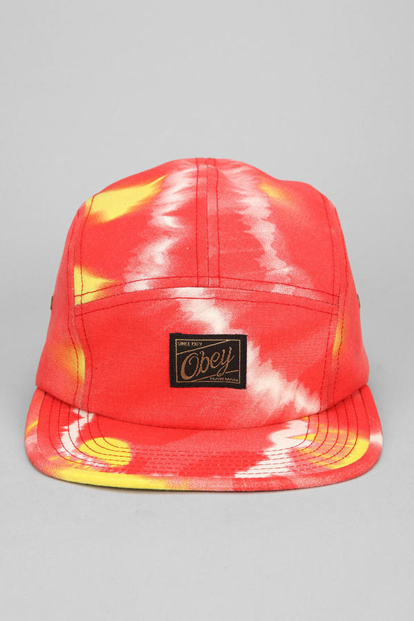 Urban Outfitters OBEY Jerry 5-Panel Hat