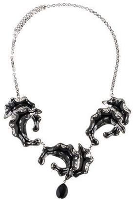 Lalique Tourbill Collar Necklace