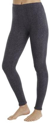 43bd7a95f5cdb7 Cuddl Duds ClimateRight by Women s Stretch Fleece Warm Underwear Leggings