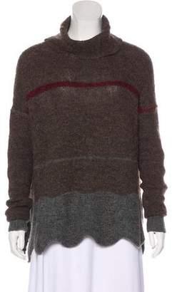 Gary Graham Alpaca Medium-Weight Sweater