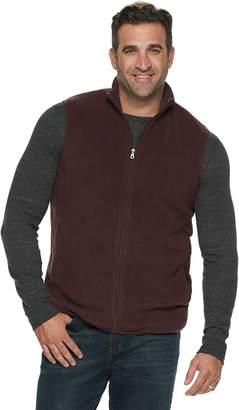 Croft & Barrow Big & Tall Classic-Fit Arctic Fleece Vest