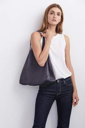 Velvet by Graham & Spencer CLOVER LEATHER TOTE