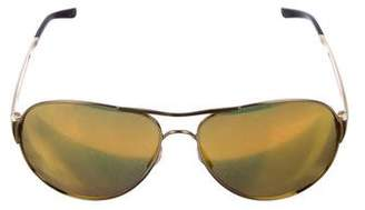 Oakley Caveat Aviator Sunglasses