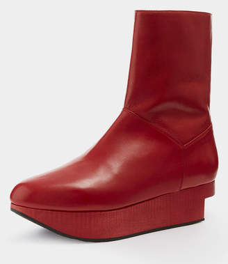 Vivienne Westwood Astral Boots Red