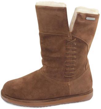 Emu Australia Flat Mid Boot $208 thestylecure.com