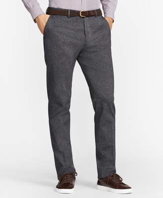 Brooks Brothers Stretch-Cotton Twill Trousers