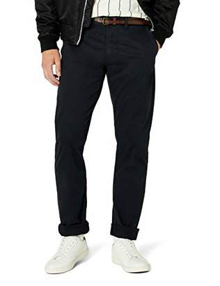 Tom Tailor Men's Trousers Travis Casual Chino w / Belt,33/36