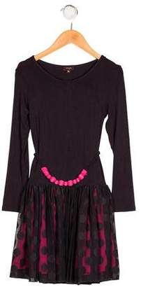 Imoga Girls' Flare Dress