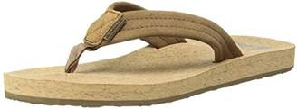 Quiksilver Men's Carver Cork Sandal