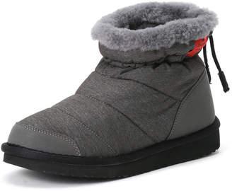 BearPaw (ベアパウ) - BEARPAW Snow Fashion Short ボアライナー ショートブーツ ライトグレー 8