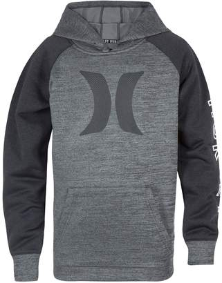 Hurley Boys 4-7 Dri-FIT Solar Icon Pullover Hoodie