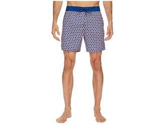Mr.Swim Mr. Swim Octagon Printed Chuck Boardshorts Men's Swimwear