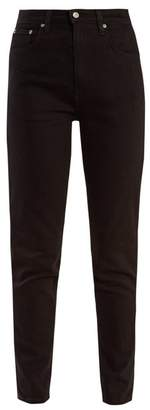 Brock Collection - James High Rise Skinny Jeans - Womens - Black