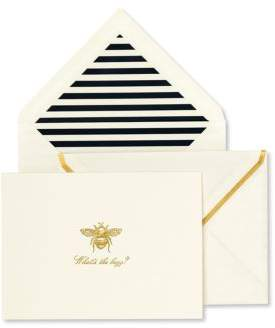 What's The Buzz Notecard Set