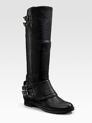 Gryson Cornelia Flat Motor Boots