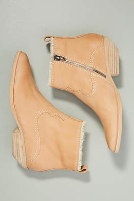Dolce Vita Unity Fray Booties
