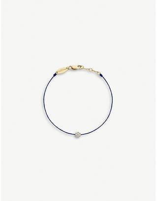 Redline The Alkemistry Illusion silk thread and diamond bracelet