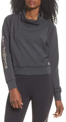 New Balance (ニュー バランス) - New Balance Funnel Neck Sweatshirt