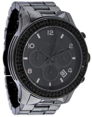 Michael Kors Runway Blackout Watch