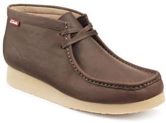 Clarks Stinson Moc Toe Chukka Boots