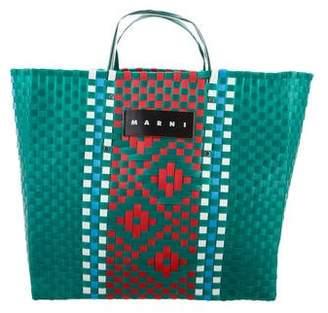 Marni Large Charity Basket Bag